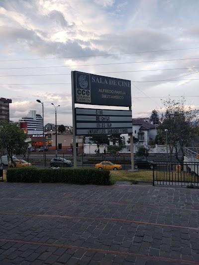 "Sala de Cine ""Alfredo Pareja Diezcanseco"""