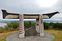 Chief Comcomly Memorial, Astoria, United States