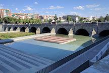 Puente de Segovia, Madrid, Spain
