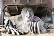Fremont Troll, Seattle, United States