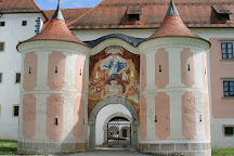 Božidar Jakac Art Museum, Kostanjevica na Krki, Slovenia