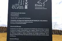 Muralhas de Elvas, Elvas, Portugal