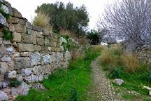 The Acropolis of Rhodes, Rhodes, Greece