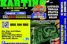 Go-Karts Mar Menor, Santiago de la Ribera, Spain