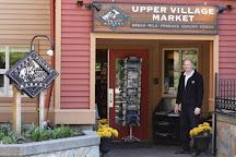 Upper Village Market, Whistler, Canada