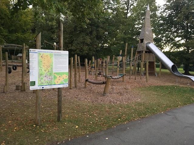 Generationen-Aktiv-Park in Schömberg