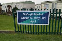 ST.OSYTH BEACH SUNDAY MARKET, St Osyth, United Kingdom