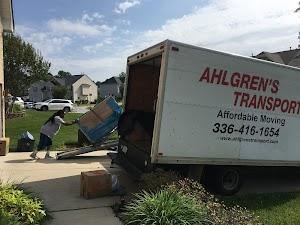 Ahlgren's Transport