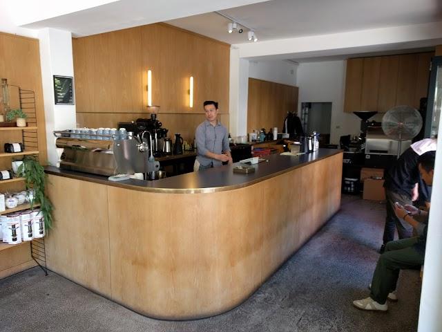 Artificer Specialty Coffee Bar & Roastery