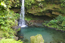 Emerald Falls, Dominica