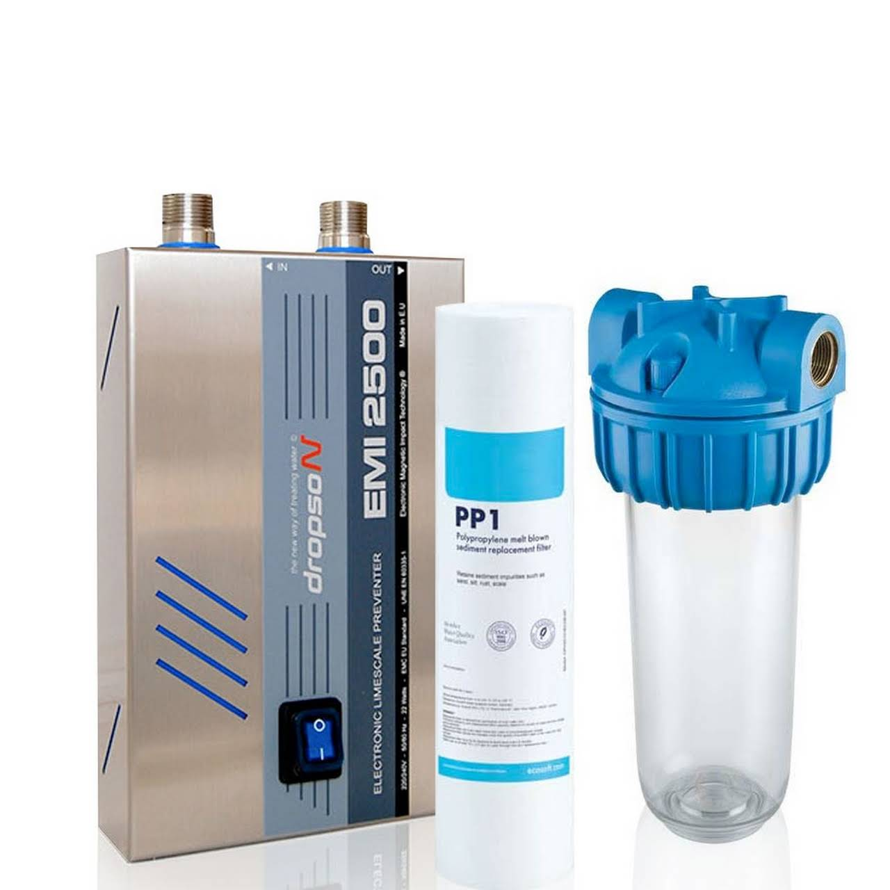 Limescale Water Filter System
