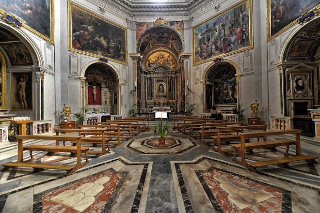Visit Santa Maria Della Pace On Your Trip To Rome Or Italy Inspirock