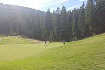 Trickle Creek Golf Course, Kimberley, Canada