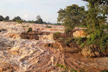 Li Phi Falls, Don Khone, Laos