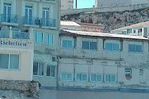 Plage des Catalans, Marseille, France