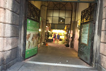 Mercato Orientale, Genoa, Italy