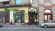 Отделение ПриватБанка на фото Львова