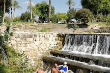 Gan HaShlosha National Park, Beit She'an, Israel