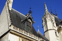 Palais Jacques-Coeur, Bourges, France