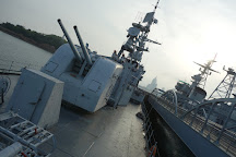 Naval Museum, Qingdao, China