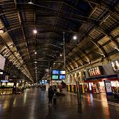 Железнодорожная станция  станции  Gare de l'Est