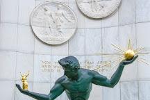 The Spirit of Detroit, Detroit, United States