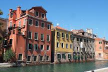 La corte Sconta detta Arcana di Corto Maltese, Venice, Italy