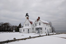Point Iroquois Lighthouse, Brimley, United States