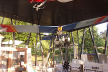 Luxembourgish Aviation Museum, Mondorf-les-Bains, Luxembourg