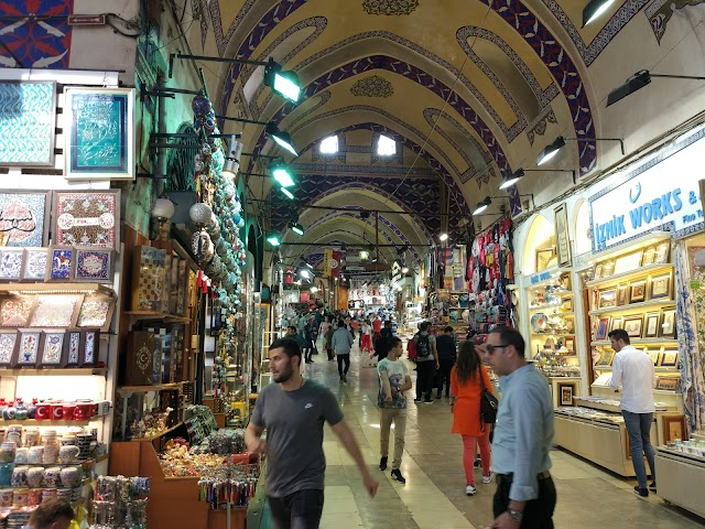 Eminonu Bazaar