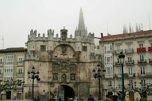 Arco de Santa Maria, Burgos, Spain