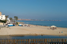 Mil Palmeras Beach, Torre de la Horadada, Spain