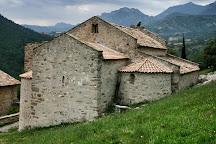 Esglesia Romanica de Sant Quirza de Pedret, Cercs, Spain
