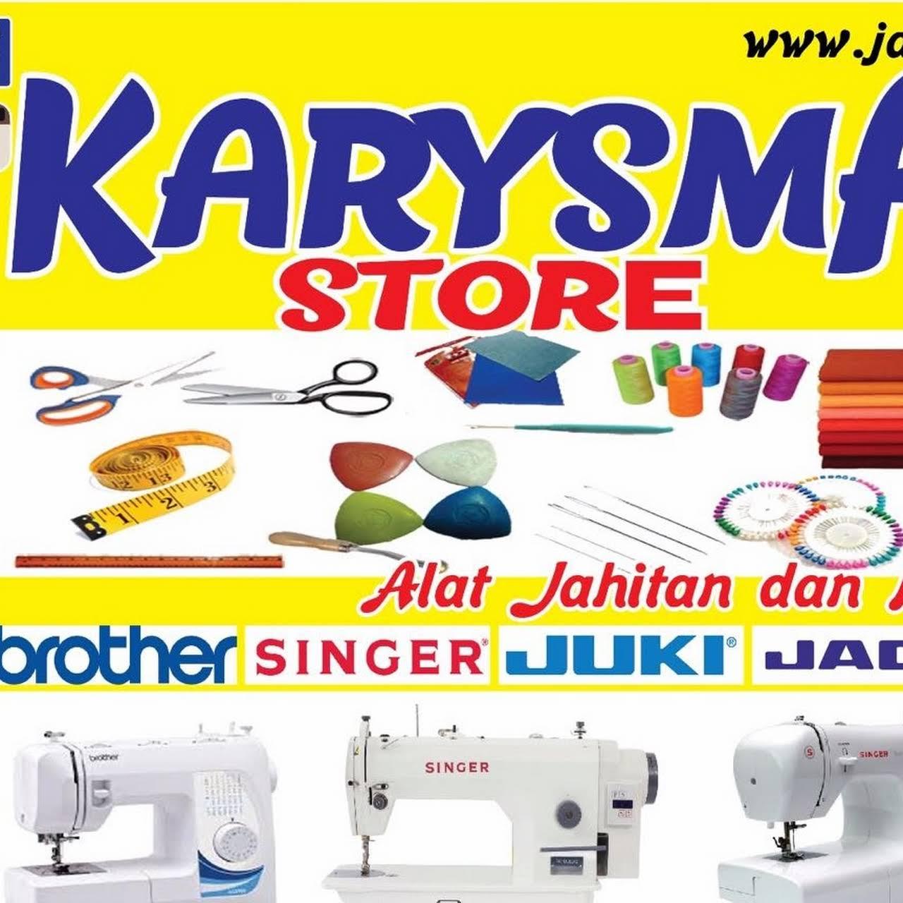 Karysma Store Alat Jahitan Dan Mesin Jahit Melaka Sewing Machine Store In Taman Seri Paya Rumput