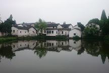 Zhuge Bagua Village of Lanxi, Lanxi, China