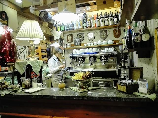 Antica bottega del pane caffè