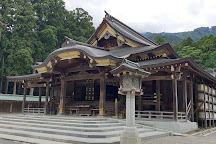 Yahiko Shrine, Yahiko-mura, Japan