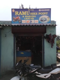 Ramu bike point jamshedpur