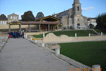 Villa gallo-romaine, Plassac, France