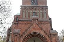 Catholic Church of St. Pius, Berlin, Germany