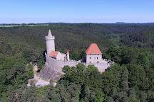 Hrad Kokorin, Kokorin, Czech Republic