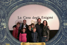 La Casa degli Enigmi, Rome, Italy