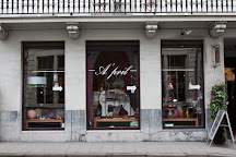 A'pril, Ghent, Belgium