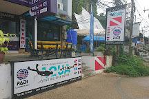 Aqua Vision Dive Center , Ao Nang, Thailand