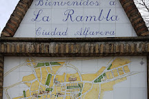 Ceramica Alcaide, La Rambla, Spain