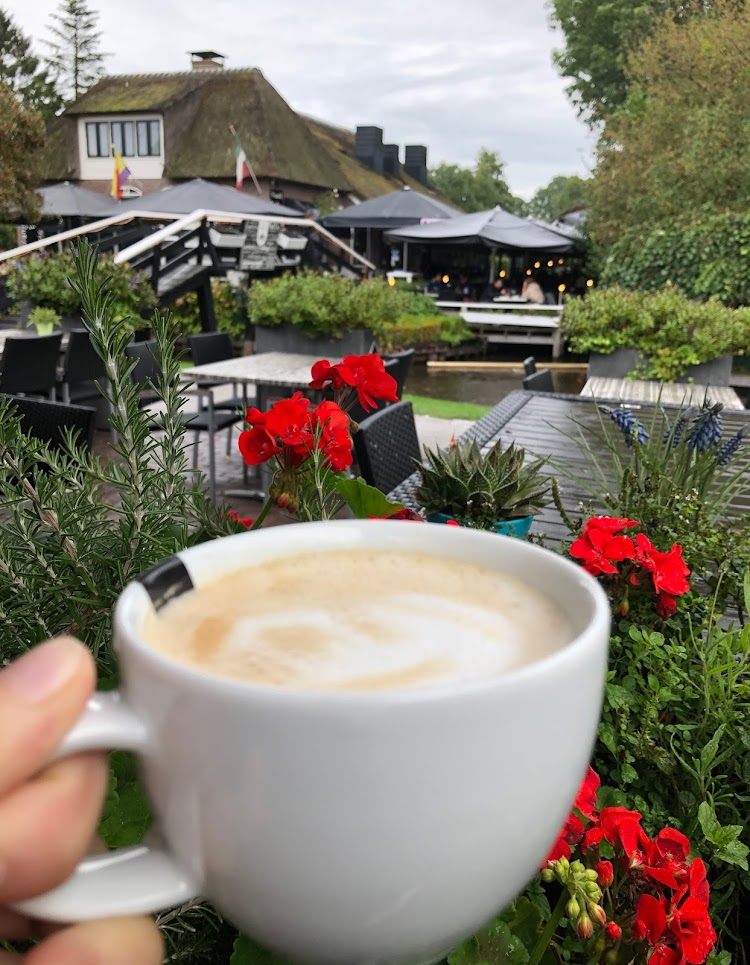 Grand Café Fanfare Giethoorn