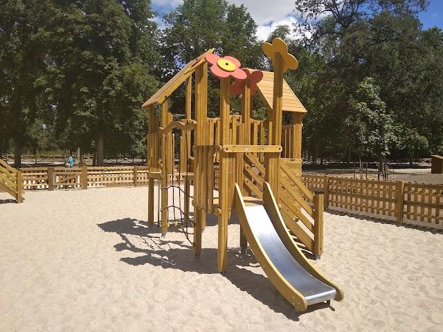 Parque de Fuentes blancas
