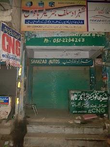 Shahzad Autos Self Gernator Sale And Services