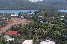 Green Fort Hill, Thursday Island, Australia