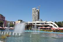 Rinia Park, Tirana, Albania